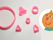 Cortador Candy Peppa(turma)