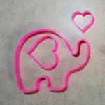 Cortador Elefantinho(elefante)