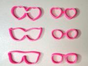 Cortador Mini Óculos