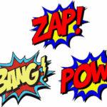 Cortador Pow Bang Zap 45mm