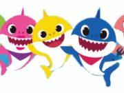 Cortador kit Baby shark (modelo1)