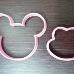 Cortador Cabeça Mickey
