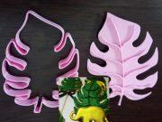 Cortador e Marcador (biscoito) Costela de Adão 10cm