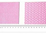 Marcador tricô – Crochê 8x8cm